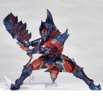 Vulcanlog 019 MonHunRevo Hunter Male Swordsman Glavenus Union Creative