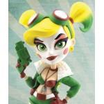 DC Comics DC Vinyl Figure Bombshells Harley Quinn (Holiday Costume Ver.) Cryptozoic Entertainment