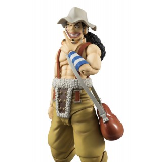 One Piece Variable Action Heroes Usopp Megahouse