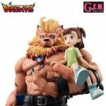 Digimon Tamers G.E.M Series Leomon & Katou Juri (ltd) Megahouse