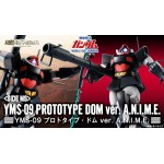 Robot Damashii (side MS) Mobile Suit Gundam YMS-09 Prototype Dom ver. A.N.I.M.E. Bandai