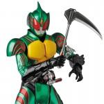 Real Action Heroes No.768 RAH GENESIS Kamen Rider Amazon Omega Medicom Toy