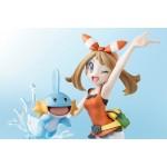 ARTFX J Pokemon Series May with Mudkip 1/8 Kotobukiya