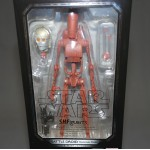 S.H. SH Figuarts Battle Droid Geonosis Color Star Wars Bandai