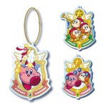 Hoshi no Kirby Pupupu na Marching Band Acrylic Emblem Collection Ensky