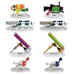 Splatoon Weapon Collection BOX CANDY TOY Bandai