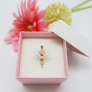 Cardcaptor Sakura Ring : Star Wand Ensky