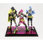 SH S.H. Figuarts Kamen Rider Ex-Aid: Mighty Action X Beginning Set Bandai