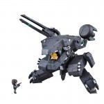 Variable Action D-SPEC Metal Gear Solid Metal Gear REX (Black.Ver) Miyazawa Models Limited Distribution Megahouse