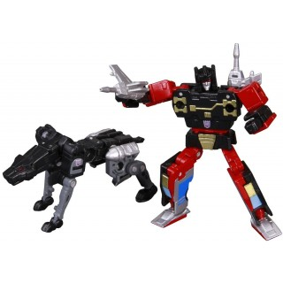 Transformers Masterpiece MP15 Rumble & Jaguar Takara Tomy