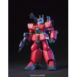 HGUC 1/144 RX-77D Guncannon Mass Production Type Plastic Model Bandai