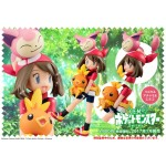 G.E.M. Series Pokemon: May & Torchic & Skitty Megahouse