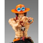 Variable Action Heroes ONE PIECE Portgas D. Ace Megahouse