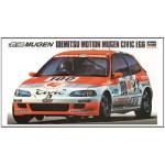 Car Model Series Idemitsu Motion Mugen Civic EG6 Plastic Model 1/24 Hasegawa
