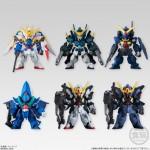 FW GUNDAM CONVERGE 6 10 Pack BOX CANDY TOY Bandai