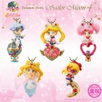Sailor Moon Twinkle Dolly Sailor Moon Part.4 10 Pack BOX CANDY TOY Bandai