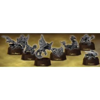 Capcom Figure Builder Monster Hunter Stone Model 6 Pack BOX Capcom