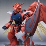 Robot Damashii (side AB) Aura Battler Dunbine Zwarth (Mass production type) Bandai