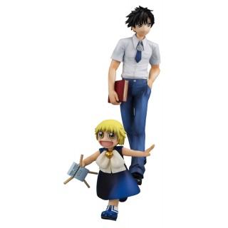 G.E.M. Series Konjiki no Gash Bell!! Gash Bell & Kiyomaro Takamine Megahouse