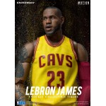 Motion Masterpiece Collectible Figure NBA Collection 1/9 LeBron James MM-1205 Enterbay