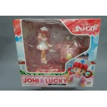 G.E.M. GEM Series Pokemon Johi and Lucky Megahouse