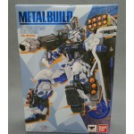 METAL BUILD Gundam Destiny Astray Blue Frame (Full Weapon Equipped) Bandai
