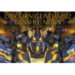 PG 1/60 RX-0[N] Unicorn Gundam 02 Banshee Norn Plastic Model Bandai