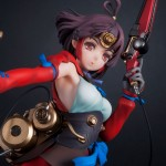 Hdge technical statue No.17 Kabaneri of the Iron Fortress Mumei Haruhiko Mikimoto Complete Supervision Ver. Union Creative