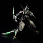 RIOBOT NERV vs. G Kessen Heiki Shiryu Prototype Unit Sentinel