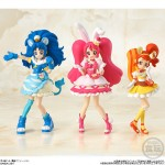 KiraKira Precure A La Mode Cutie Figure SET Candy Toy Bandai