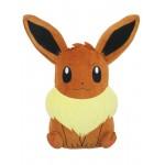 Pokemon MochiFuwa Cushion PZ18 Eevee San-ei Boeki