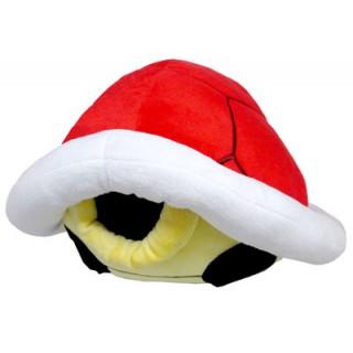 Super Mario Item Cushion 02 Red Shell San-ei Boeki