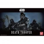 Star Wars Plastic Model Kit 1/12 DEATH TROOPER ROGUE ONE Bandai