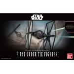 Star Wars Plastic Model Kit 1/72 FIRST ORDER TIE FIGHTER Bandai