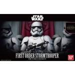 Star Wars Plastic Model Kit 1/12 FIRST ORDER STORMTROOPER Bandai