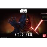 Star Wars Plastic Model Kit 1/12 KYLO REN Bandai