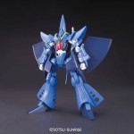 HGUC 1/144 Hambrabi Plastic Model From Mobile Suit Zeta Gundam Bandai