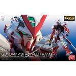 RG 1/144 MBF-P02 Gundam Astray Red Frame Plastic Model Bandai