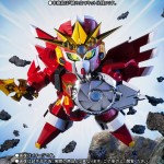 SD Gundam Gaiden Archer God Legend El Gaia Bandai