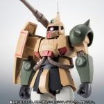 Mobile Suit Gundam Robot Damashii (side MS) MS-06K Zaku Cannon ver. A.N.I.M.E. Bandai Premium