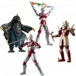 SHODO Ultraman VS 2 Candy Toy Bandai