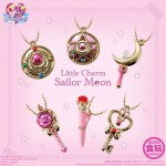 Sailor Moon Little Charm Sailor Moon Candy Toy Bandai
