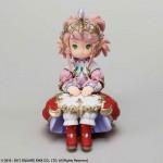 Final Fantasy XIV Mascot Figure Sitting Nanamo-sama Square Enix