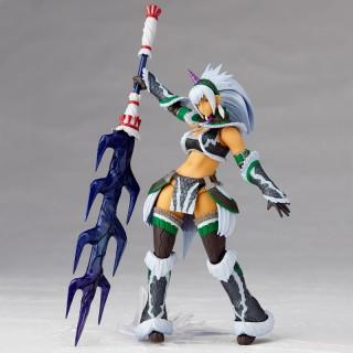 Vulcanlog 021 MonHunRevo Swordswoman Kirin U Union Creative