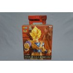(T4E2) DRAGON BALL KAI X ONE PIECE 10TH ANNIVERSARY DX SONGOKOU WITH GOMU GOMU FRUIT BANPRESTO