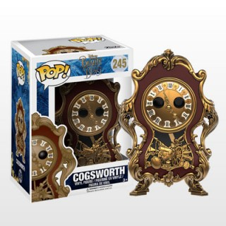 POP! Beauty and the Beast (Live Act Ver.) Cogsworth Funko