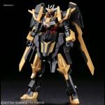 HGBF 1/144 Gundam Scwarzritter Bandai