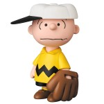 Ultra Detail Figure UDF 360 PEANUTS BASEBALL CHARLIE BROWN Medicom Toy