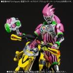 SH S.H. Figuarts Kamen Rider Ex-Aid Kamen Rider Lazer Bike Gamer Level 2 Bandai