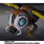 S.H. Monster Arts Mothra Special Color Ver. Bandai